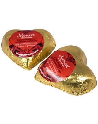 Monate Chocolate Heart Bonbons