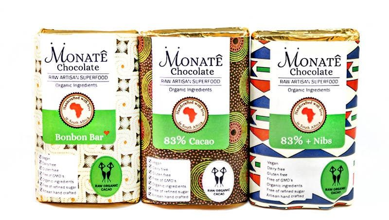 Monate Chocolate Mini Bars