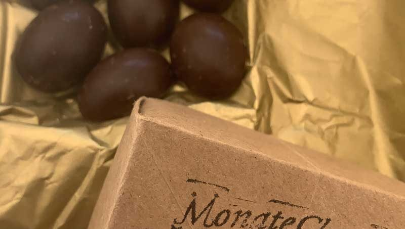 Monate Chocolate 100% cacao bonbons